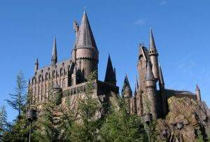Hogwarts Castle at Islands of Adventure