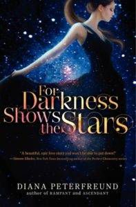 For Darkness Shows the Stars cover