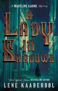 A Lady In Shadows|Book Riot
