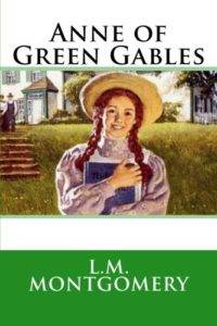 Anne of Green Gables Black White Classics