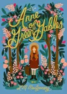 Anne of Green Gables by LM Montgomery Rifle Paper book cover