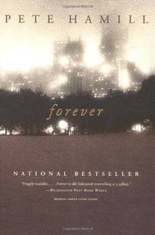 Forever by Pete Hamill | 100 Must-Read Books of U.S. Historical Fiction on BookRiot.com