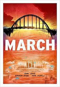 March Jon Lewis