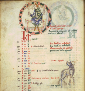 10 Things You Need to Know About the St  Albans Psalter
