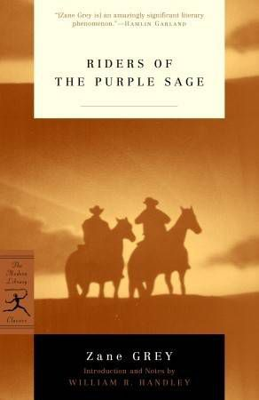 Riders of the Purple Sage by Zane Grey | 100 Must-Read Books of U.S. Historical Fiction on BookRiot.com