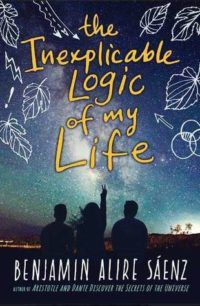 The inexplicable logic of my life book cover - books for 6th graders
