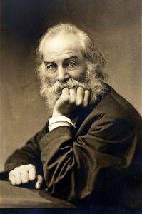 Walt Whitman portrait c 1905