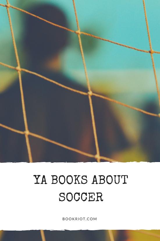 YA Books About Soccer
