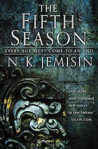 5 Sci-Fi Fantasy Novels With Badass Middle-Aged Heroines -- The Fifth Season by N.K. Jemisin | BookRiot.com