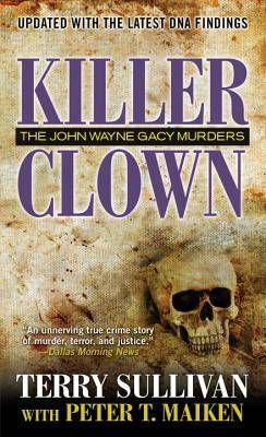 killer clown john wayne gacy book