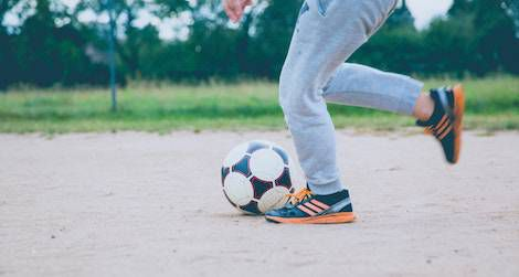YA Books about Soccer | soccer books for kids