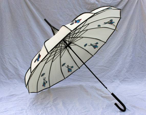 10 Bookish Umbrellas For Your Rainy Day