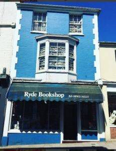 Ryde Bookshop, Isle of Wight