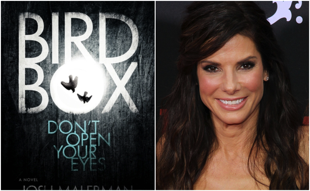 Netflix To Adapt Josh Malerman S Bird Box Starring Sandra Bullock