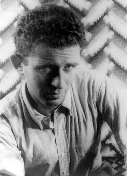 Portrait of Norman Mailer 1948