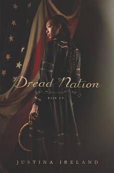 dread nation cover justina ireland