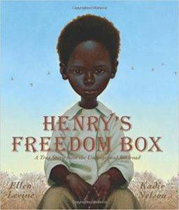 Henry's Freedom Box From 15 Of The Best Audiobooks for Younger Children