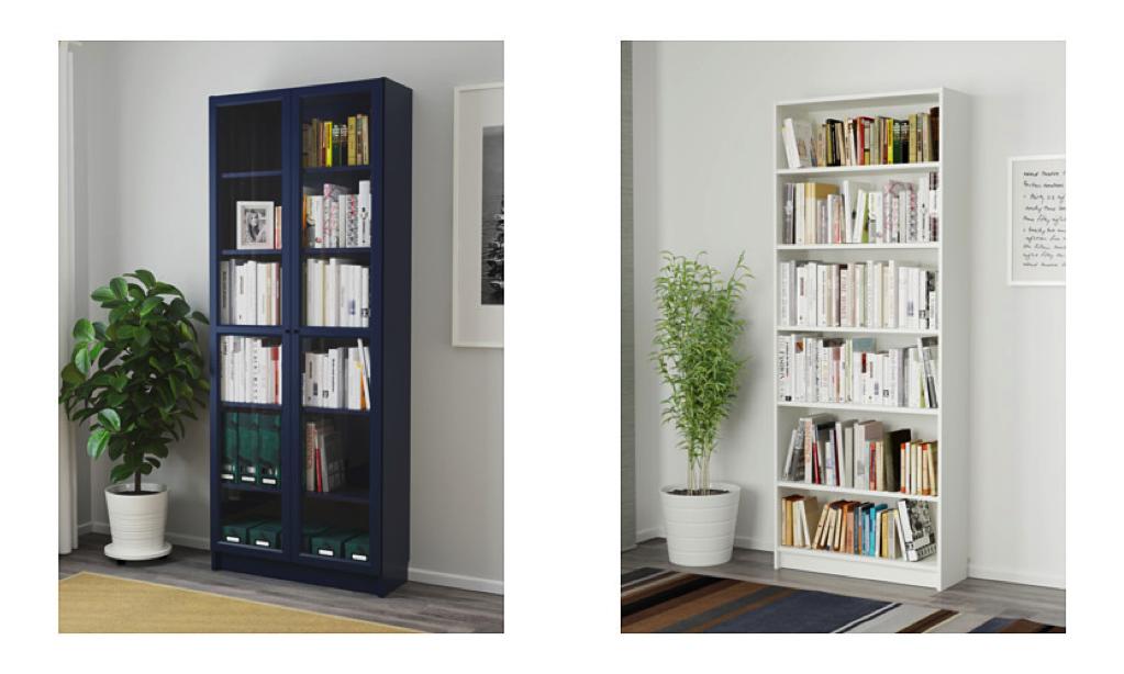 in praise of the ikea billy bookshelf - Billy Bookshelves