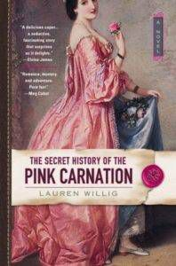 The Secret History of the Pink Carnation from 20 Back to School Romance Novels