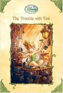 The Trouble With Tink From 15 Of The Best Audiobooks for Younger Children