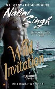 Wild Invitation from 20 Back to School Romance Novels
