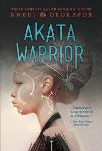 akata warrior nnedi okorafor witchy books