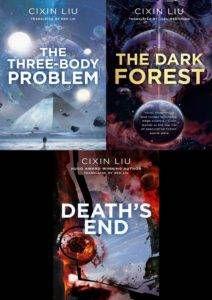 three body trilogy