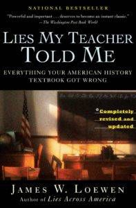 lies my teacher told me cover