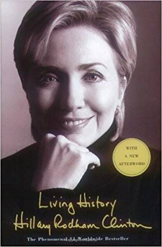 living history clinton cover