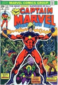 Who the Heck Are All These Captain Marvels?