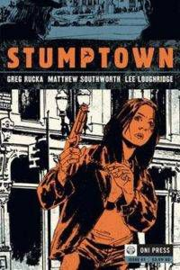 stumptown greg rucka