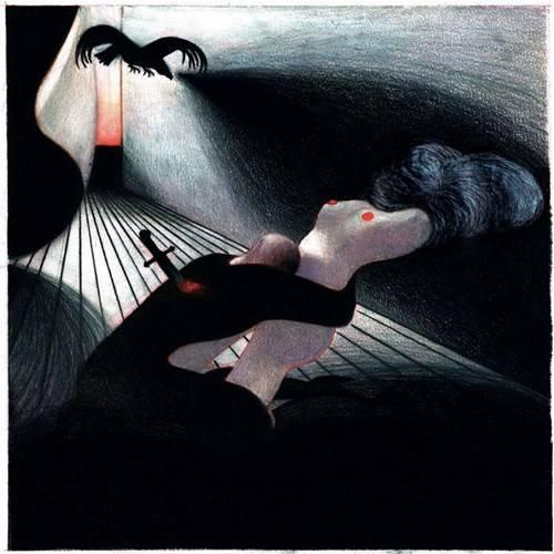 Best Illustrations For THE RAVEN By Edgar Allan Poe