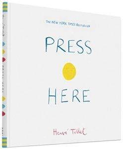 press here book cover