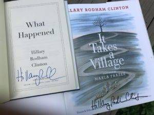 Read Like a Clinton: A Round Up of Literary References in WHAT HAPPENED | BookRiot.com