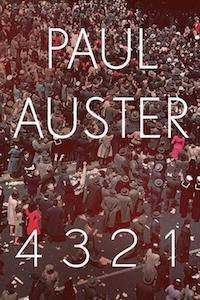 4 3 2 1 by Paul Auster