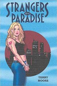 moore strangers in paradise cover