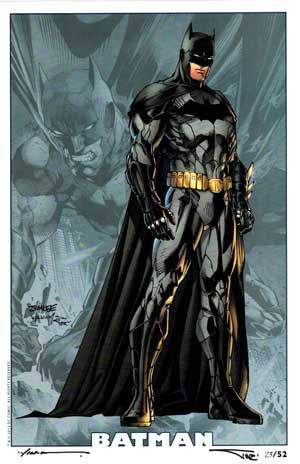 Batman new 52 outfit