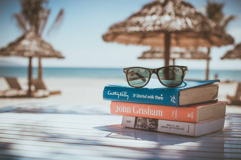 Bookish Beach Season