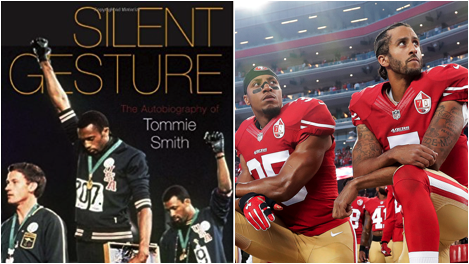 Colin Kaepernick books