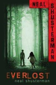 Everlost by Neal Shusterman Cover