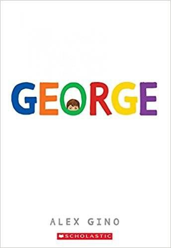 George by Alex Gino book cover - middle grade books