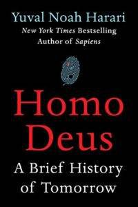Homo Deus by Yuval Noah Harari From 3 Nonfiction Science Fiction Recommendations