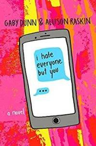 i hate everyone by you From Recently Released and Upcoming Bisexual YA Books | BookRiot.com