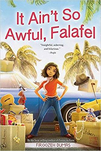 It Ain't so Awful, Falafel by Firoozeh Dumas | middle grade books about the immigrant experience