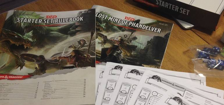 How To Play D&D on a Shoestring Budget