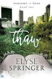 Cover of Thaw by Elyse Springer