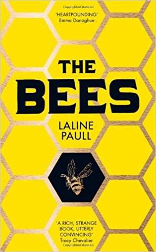 The Bees Book Cover