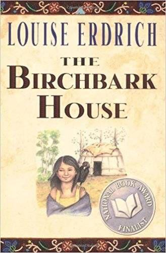 The Birchbark House by Louise Erdrich cover