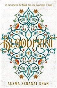 bloodprint UK cover
