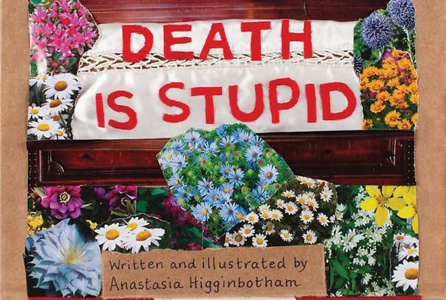 children's books about death